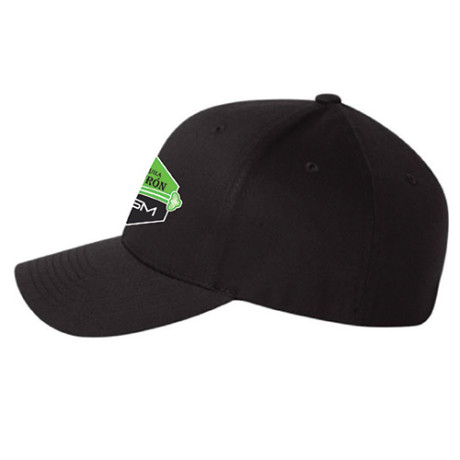 Flex Fit Hat-side