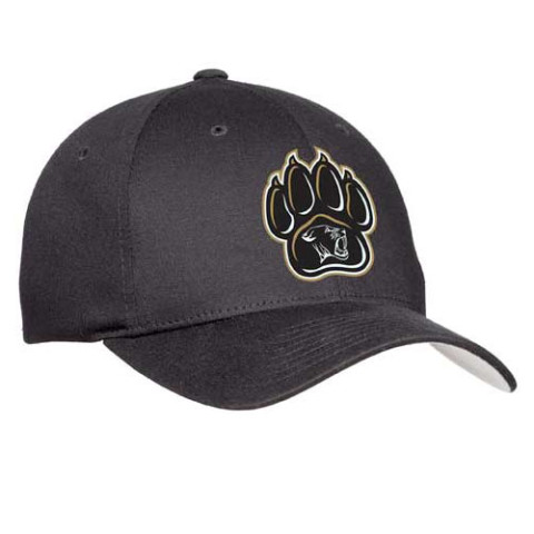 Baseball Hat, Fitted - Black C813BLK